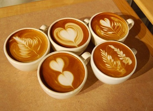 3. Sweet Latte Art
